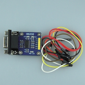 RS232 TTL Convertor Cable Kit  - RS232 TTL Convertor Cable Kit