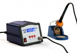 Estación soldadura Induccion Alta frecuencia 100W regulable MLINK S4 (10 puntas incluidas) - Estación soldadura Induccion Alta frecuencia 100W regulable MLINK S4 Temperatura regulable de 200º a 550º. De 0º a 350º en solo 13 segundos Funcion de apagado automatico y reposo configurable 10 puntas incluidas en el pack.