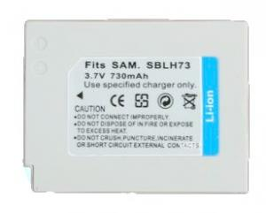 Batería compatible  SAMSUNG SB-LH73 - Batería compatible  SAMSUNG SB-LH73