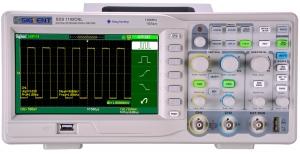 "Osciloscopio Digital Siglent SDS1102CNL 100mhz 7"" Color - Osciloscopio Digital Siglent SDS1102CNL 100mhz 7"" Color"