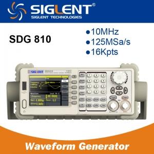 Genarador de Funciones Arbitrario  Siglent SDG810 10MHZ  Color - Genarador de Funciones Arbitrario Siglent SDG810 10MHZ  Color