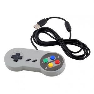 Nintendo SNES PC GamePad SFC Controlador para Super Famicom de PC de Windows USB - Nintendo SNES PC GamePad SFC Controlador para Super Famicom de PC de Windows USB