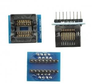 Zocalo programador facil insercion SOP16/ A DIP16 MOD-150MIL - Zocalo programador facil insercion SOP16 A DIP16 MOD-150MIL Compatible con todos los programadores que vendemos.