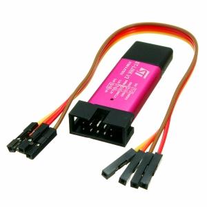 ST-Link V2 Mini programador emulador para  STM8 STM32 Emulator Downloader - ST-Link V2 Mini programador emulador para  STM8 STM32 Emulator Downloader