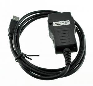 Cable Vag Tacho 3.01+ Opel Immo Airbag - Corrección kilometraje, reprogramar centralita, anular inmovilizador, adaptación de llaves nuevas