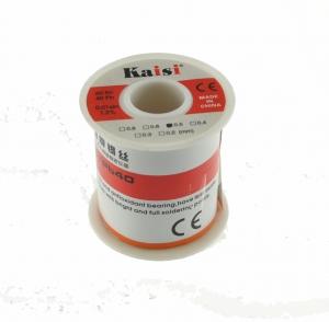 Bobina de estaño 0,5mm 150 gr  - Bobina estaño con plomo 0,5 mm 150gr