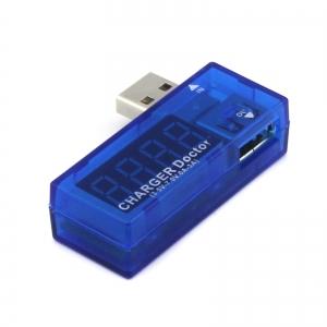 Comprobador de voltaje y amperios para puerto USB - Comprobador de voltaje y amperios para puerto USB