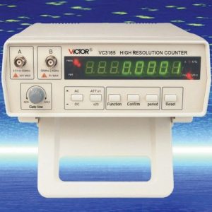 Frequency Counter Victor VC3165 - Frequency Counter Victor VC3165