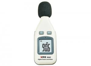 Medidor digital de sonido alta precision VICTOR 824C - Medidor digital de sonido alta precision VICTOR 824C