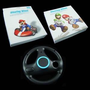 Volante para Wiimote Wii Wheel (NEGRO) - Volante para Wiimote Wii Wheel COLOR NEGRO  Disfruta del Mario Kart o con otro juego de coches de una manera más cómoda con el Wii Wheel. Con él es mucho más sencillo tomar curvas y girar. No incluye Wiimote.