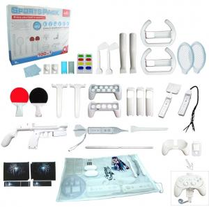 Wii motion plus 100in1 sports pack - Wii motion plus 100in1 sports pack