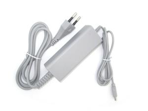 Wii U GAMEPAD Adaptador de corriente  - Este producto ha sido diseñado para suministrar energía al gamepad de  Nintendo Wii U de forma rápida y sencilla Y nos permite utilizarlo con cualquier modelo de Gamepad de  Nintendo Wii U.Ideal para labores de sustitución del adaptador estropeado o para tener uno de repuesto.   *Valido solo para Wii U