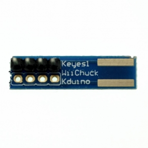 Wii WiiChuck  [Compatible Arduino] - Wii WiiChuck  [Compatible Arduino]