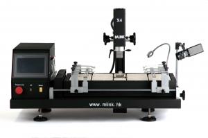 Estación MLINK X4 con CAMARA - Estación MLINK X4-C- Envio gratuito España y Portugal  Nueva maquina Mlink X4 con una superficie de trabajo extragrande capaz de trabajar con placas de hasta 57 cm, y con una camara latera de alta definicion Esta maquina usa el mismo software que la X2 y X3.