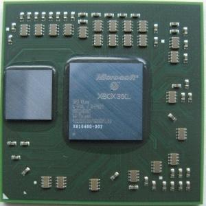 xbox360 gpu  65nm X810480 (refurbished y sin desoldar de la placa) - xbox360 gpu  65nm X810480 (refurbished y sin desoldar de la placa) El chip esta sin desoldar, esta con parte de la placa, por lo que para poder usar hay que desoldarlo , limpiarlo y rebolearlo para poder usarlo.