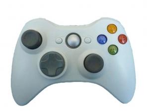 Mando inalambrico XBOX 360 *COMPATIBLE* BLANCO Sin blister - Mando inalambrico XBOX 360 *COMPATIBLE* 100% NUEVOS  para Xbox 360 BLANCO. Sin blister.  Compatible con todos los firmwares