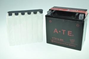 Bateria Moto YTX14-BS - Bateria Moto YTX14-BS