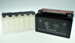 Bateria Moto YTX7A-BS (MFA12V7AH) - Bateria Moto YTX7A-BS