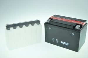 Bateria Moto YTX9-BS - Bateria Moto YTX9-BS