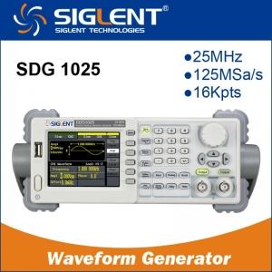 Genarador de Funciones Arbitrario  Siglent SDG1025 25MHZ  Color - Genarador de Funciones Arbitrario Siglent SDG1025 25MHZ  Color