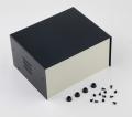 Caja metálica para proyectos 180x150x140mm - Caja metálica para proyectos 180x150x140mm