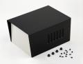 Caja metálica para proyectos 220x120x160mm - Caja metálica para proyectos 220x120x160mm