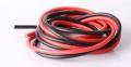 Cable  flexible silicona seccion 12AWG  resistente hasta 200º y hasta 600v - Cable  silicona seccion 12AWG  resistente hasta 200º y hasta 600v