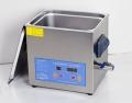 Cubeta limpieza Ultrasonidos Tanque 9 Litros Mod-410HTD - Cubeta limpieza  Ultrasonidos 9 Litros Digital con calefaccion