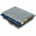 "Pantalla tactil color 2,8"" Shield para Arduino Uno  [Arduino Compatible] - Pantalla tactil color 2,8"" Shield para Arduino Uno  [Arduino Compatible]"