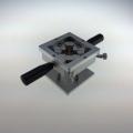 Soporte con muelle y doble eje reballing Kit MK-30 90mmx90mm - Soporte con fijacion rotativa reballing Kit MK-30 90mmx90mm