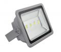 Foco Proyector LED  200W 6000K Luz brillante - Foco proyector LED orientable con una potencia de 200W y una alimentación  de 85-220V AC que es ideal para exteriores ya que cuenta con una protección IP65. El arranque inmediato y sin parpadeos permite restablecer de forma inmediata las condiciones de iluminación previas a un corte de suministro. Altas prestaciones y máxima eficiencia energética con un foco direccional de 7-20 metros de alcance de luz luminosa y brillante. Acabado en aluminio de inyección. Cuenta con un radiador que garantiza una óptima disipación del calor.