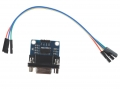 Conversor RS232 a TTL  MAX3232 - Conversor RS232 a TTL  MAX3232