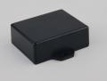 Caja plastico para proyectos 62x50x22mm con alas para fijacion - Caja plastico para proyectos 62x50x22mm con alas para fijacion