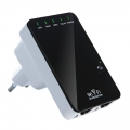 Repetidor/Punto de Acceso Wifi 300 Mbps - Punto de Acceso (2 puertos rj45) -  El repetidor  wireless Lite-N des un repetidor para redes WiFi, para aquellos que buscan una solución definitiva para ampliar el alcance de su red inalámbrica.Uno de los modelos mas completos del mercado con 2 puertos rj45 que pueden ser para conectar via cable un ordenador o para conectar  nuestra red via cable y distribuiral via wifi.