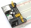 Kit fuente de alimentación DC/USB 5V/3.3V para placa prototipo [ARDUINO] - Kit fuente de alimentación DC/USB 5V/3.3V para placa prototipo.