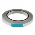 Cinta adhesiva Aluminio 10mm (50 metros) - Cinta adhesiva Aluminio 10mm (resitente al calor),  Producto para reballing BGA, y trabajos de soldadura en los que sea necesario proteger algun componente del calor