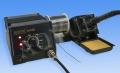 Estacion de soldadura regulable de 0 a 35 W Aoyue 936 - Estacion de soldadura regulable de 0 a 35 W. Regulable en temperatura. Disponemos de 12 modelos de puntas diferentes(la estacion solo incluye la normal), que se pueden adquirir por separado en esta misma seccion.