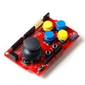Arduino JoyStick Shield  - Arduino JoyStick Shield