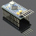 ATMEGA328P 5V/16M  40Pin [Compatible Arduino Pro Mini] -  Pro Mini 328 - 5V/16MHz [compatible arduino]