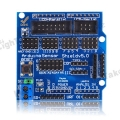 Placa expasion sersor shield v5 [compatible Arduino] - Placa expasion sersor shield v5 [compatible Arduino]