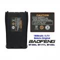 Bateria   3,7 v 1500 mah compatible con Baofeng BF-888S/777s/666s - Bateria   3,7 v 1500 mah compatible con Baofeng BF-888S/777s/666s