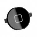 Botón Home iPhone 4 (Negro) - Botón Home iPhone 4 (Negro)