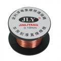 Hilo cobre esmaltado 0,1mm 15 metros - Hilo de cobre esmaltado  de 0.1mm x aprox. 15m. Ideal para reparar y soldar en placas bases, reconstrucción de pads, etc.