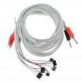 Cable servicio alimentacion especial conectores bateria iPhone - 4G - 4S- 5 -5c - 5s - 6 - 6+ - Cable servicio alimentacion especial conectores bateria iPhone - 4G - 4S- 5 -5c - 5s - 6 - 6+