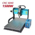 Nuevo router/grabador, perforación  y fresadora CNC6040Z-A1500W 3 ejes (4º eje opcional) -  nuevo router/grabador, perforación  y fresadora CNC 6040