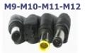 CONECTORES ESPECIALES CARGADORES UNVERSALES PORTATIL  (4 MODELOS A ELEGIR) - CONECTORES ESPECIALES CARGADORES UNVERSALES PORTATIL  (4 MODELOS A ELEGIR) Disponemos de 4 modelos de conectores que no estan incluidos en el pack del cargador universal, selecciona el que necesites.