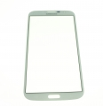 Pantalla de Cristal Samsung Galaxy MEGA  BLANCO - Pantalla de cristal de repuesto para Samsung Galaxy MEGA I9300 de color BLANCO. Nueva a estrenar. La pantalla no contiene el LCD. La instalación de esta pantalla es bastante compleja, se requeire de equipamiento especializado (Mlink LCD1) y advesivos especiales(LOCA GLUE), si no dispone de los conocimientos y equipamiento, no compre este producto ya que no podra instalarlo.
