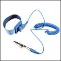 Pulsera Anti-Estática Ajustable - Pulsera Anti-Estática, necesaria para la manipulación de componentes electrónicos, mediante esta pulsera se descarga la electricidad estatica del cuerpo humano