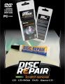 Disc Repair (Reparador Arañazos) - Con Disc Repair podrás tener la posibilidad de recuperar tus cds y dvds que no funcionan debido a las rayaduras propias por el uso.  Con un nuevo tipo de pasta que ayuda a pulir las rayaduras con un paño de algodón. Cada tubo llega para unas 10-12 aplicaciones y es apropiado solo para CD o DVD