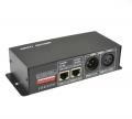 CONTROLADOR DMX512 PARA TIRAS LED RGB 12/24VDC 3 CANALES 4A x CANAL - CONTROLADOR DMX512 PARA TIRAS LED RGB 12/24VDC 3 CANALES 4A x CANAL